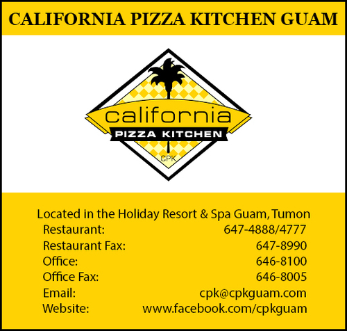 California Pizza Kitchen Phone Number