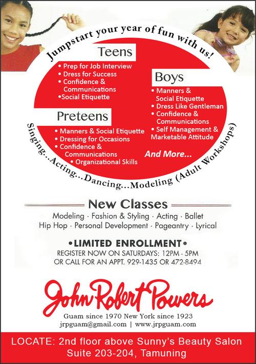 Tamuning Online Directory John Robert Powers Modeling Talent School System Online Directory