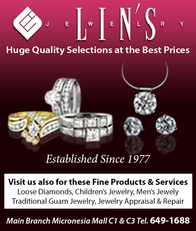 Contact online directory lin 39 s jewelry in tamuning guam for Lin s jewelry agana guam