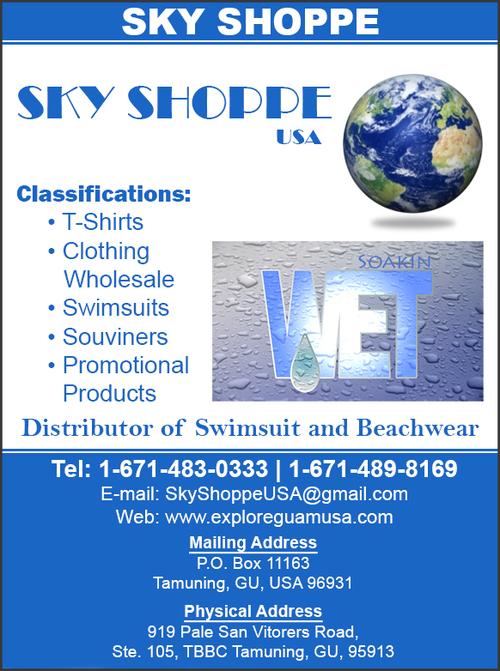 Yigo Online Directory - SKY SHOPPE GUAM, USA - Online Directory