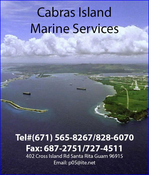 Online Directory - Cabras Island Marine Services - Online