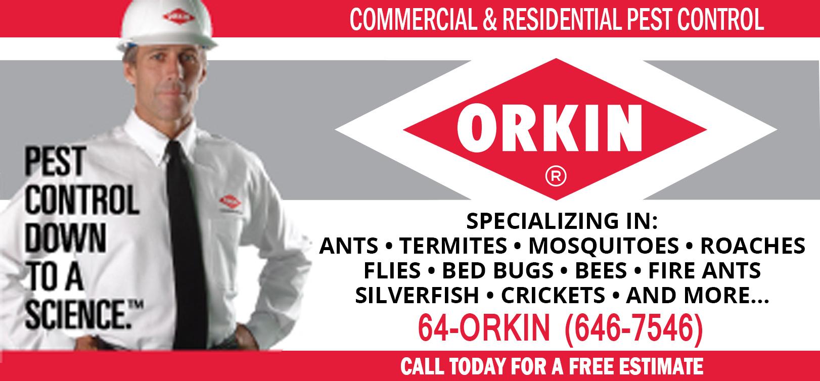 Online Directory - ORKIN PEST CONTROL - Online Directory