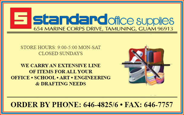 Logo Standard Office Supplies Company By In Tamuning